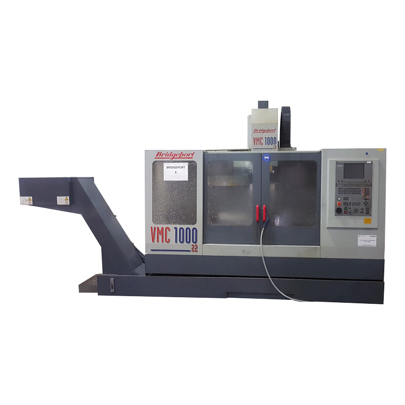 2 X Bridgeport VMC 1000 – 3 Axis Machining Centre